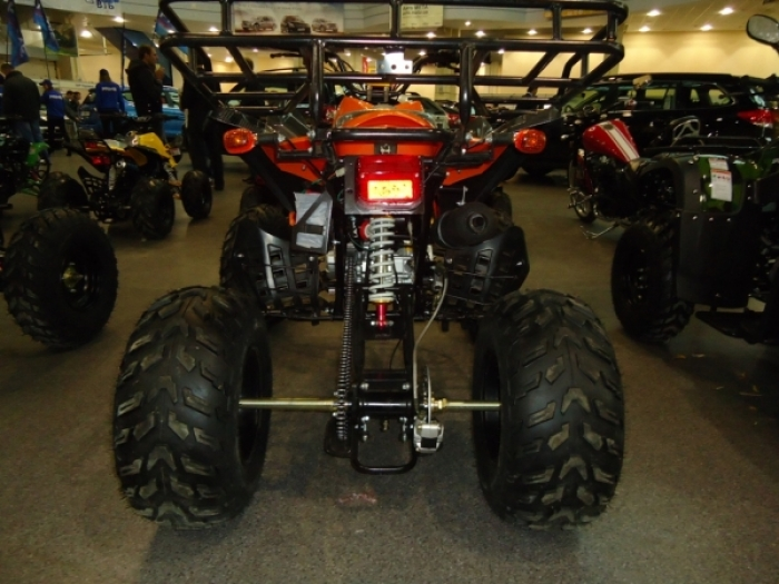 Квадроцикл Kawa sport 200cc (радиатор)