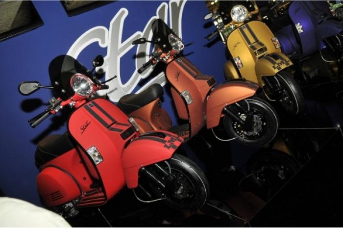 LML Star Deluxe 125 AUTO