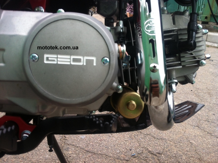 GEON X-Pit Enduro 125 PRO