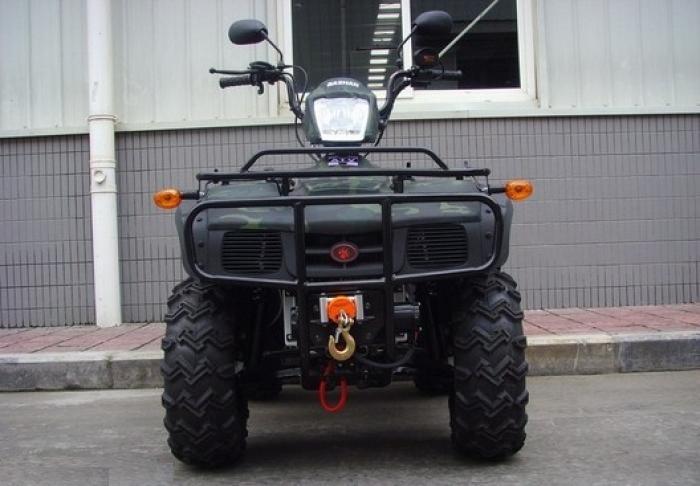 Квадроцикл Bashan ATV BS250S-24