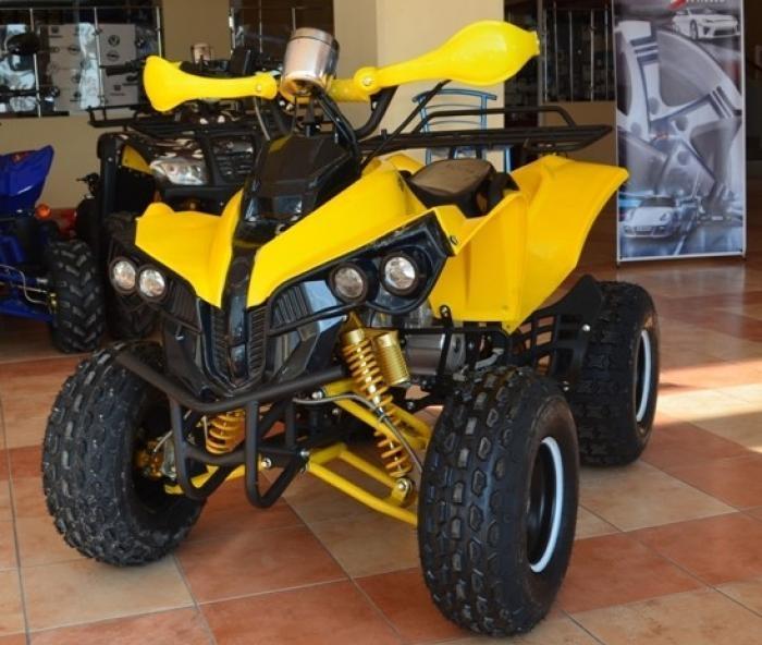 Квадроцикл Comman ATV 125сс Alfav