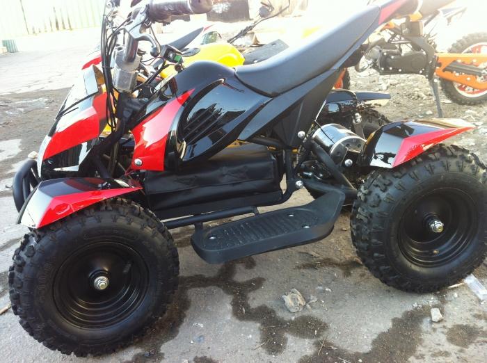 Электроквадроцикл Crosser EATV-90304