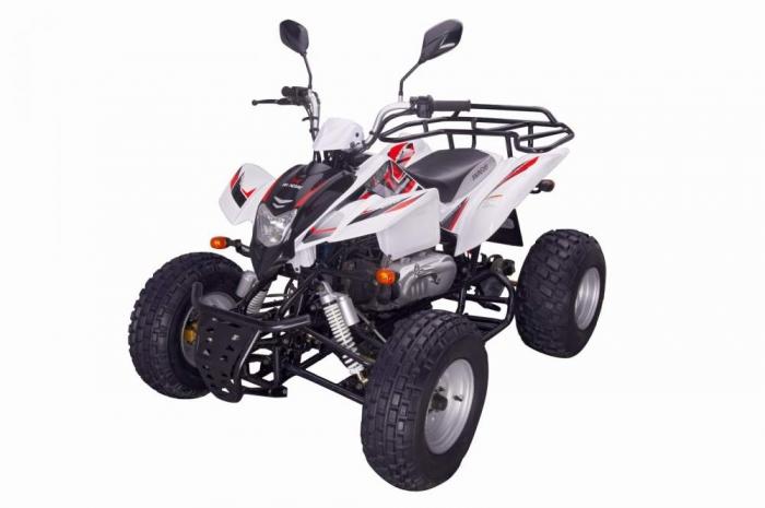 Квадроцикл Shineray ATV 150сс tourist (XY150ST)