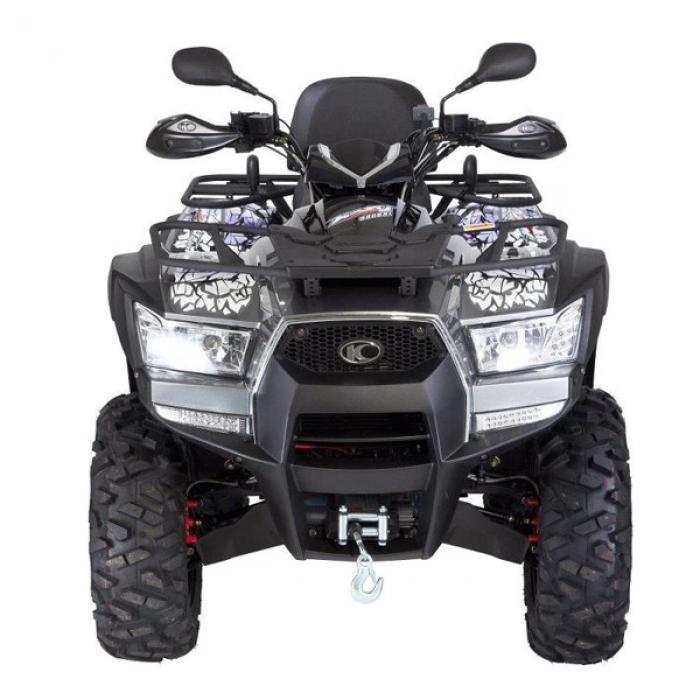Квадроцикл Kymco MXU 550 EXI
