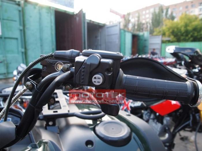 квадроцикл speed gear force 500