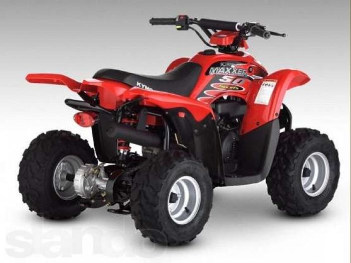Квадроцикл Kymco MAXXER 450 I 4×4