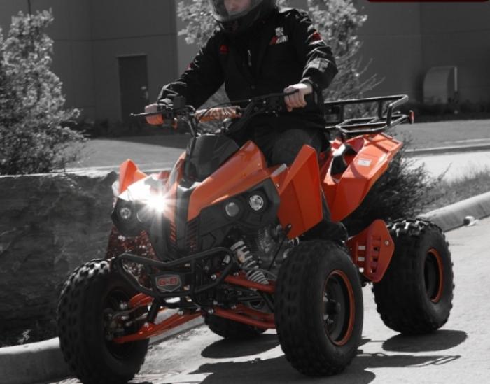 Квадроцикл HAMER X125 NEW