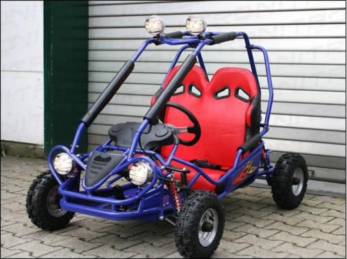 Багги NITRO 50cc new
