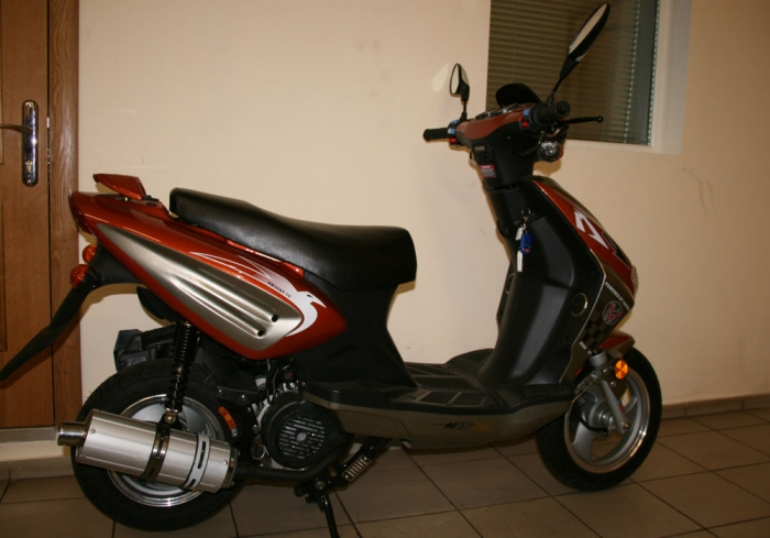VIPER RACE 50 (R1)