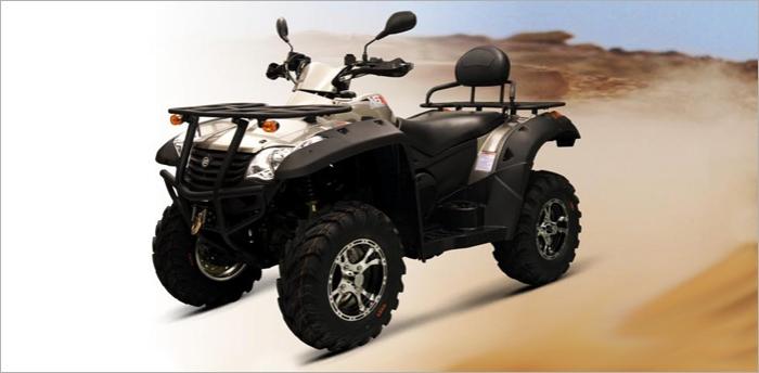 Квадроцикл CFMOTO X6 MAX XT EFI