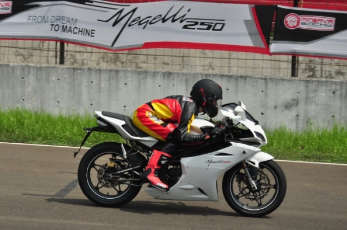 MEGELLI 250R
