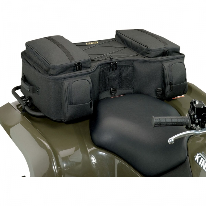 Кофр для квадроцикла Moose BIG HORN REAR RACK BAG (BLACK)