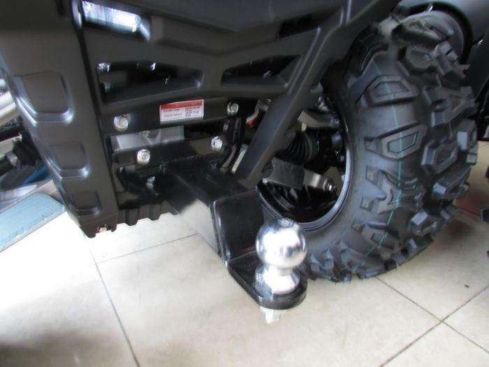 Outlander 570 L MAX DPS тест драйв