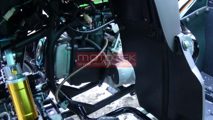 Квадроцикл Bashan BS150ATVU-15