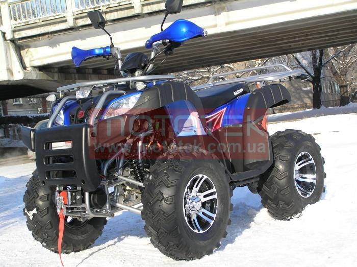 Квадроцикл Bashan BS200AU-11 MAX