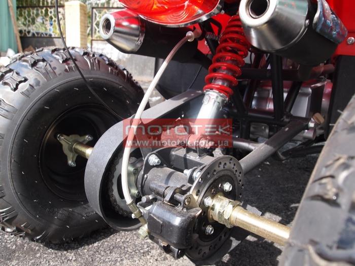 Квадроцикл Comman ATV 125сс Hamerv