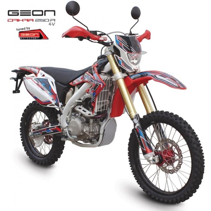 GEON Dakar 250E (4V) (Enduro) 2014