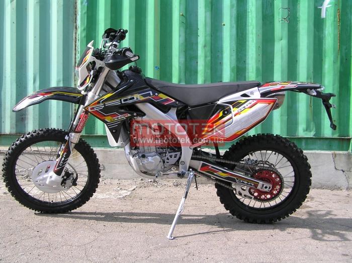 GEON Dakar 450E (Enduro) 2014