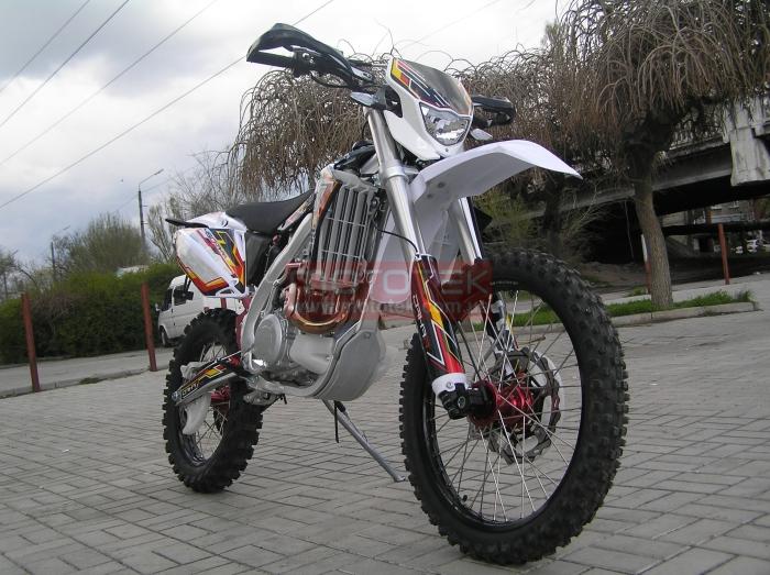 GEON Dakar 450E (Enduro) (Factory) 2015