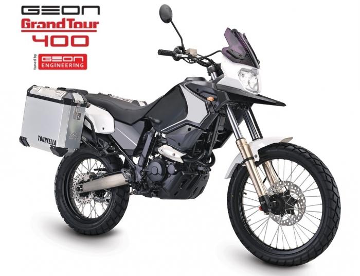 GEON Grantour 400 (2014)