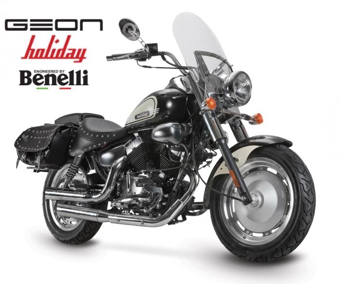 GEON Holiday 250 V2 EFI (2014)