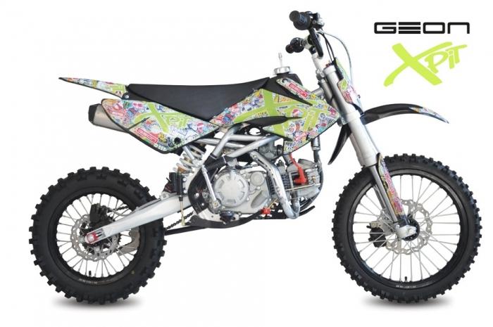 GEON X-Pit Cross 150 PRO (2014)