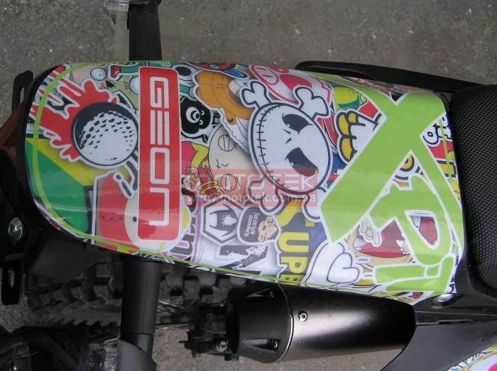 GEON X-Pit Enduro 125 PRO (2014)