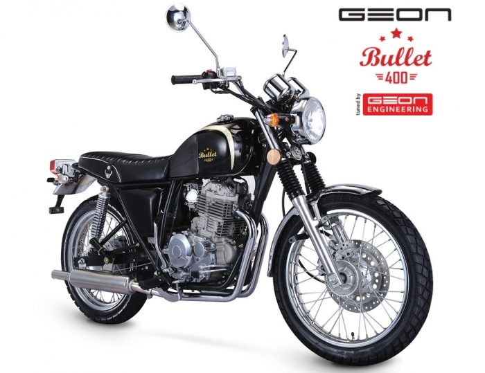 Geon Bullet 400 (2014)