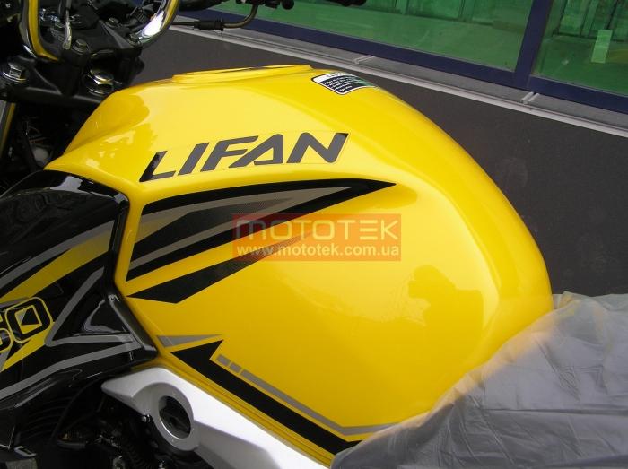 LIFAN LF150-10B (IROKEZ 150)
