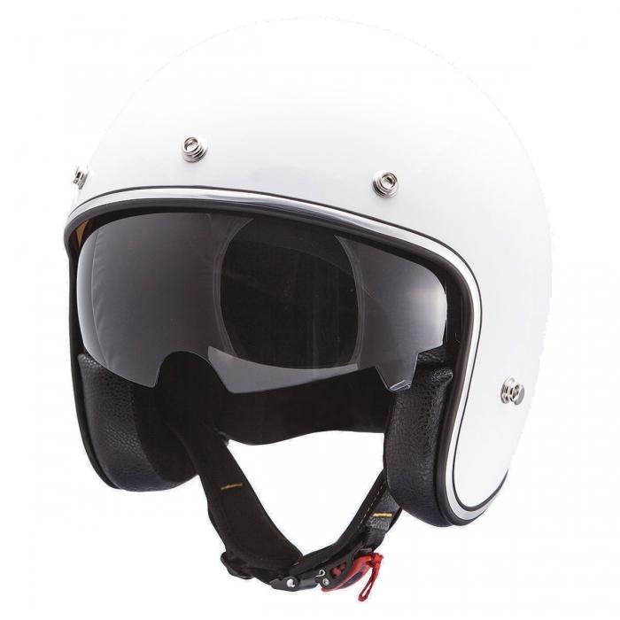 Шлем MT Helmets Le Mans SV Solid white цена