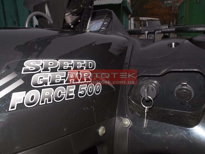 Квадроцикл SPEED GEAR Force 500 (base)