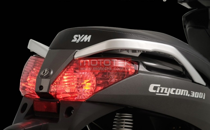 Скутер SYM CITYCOM 300i