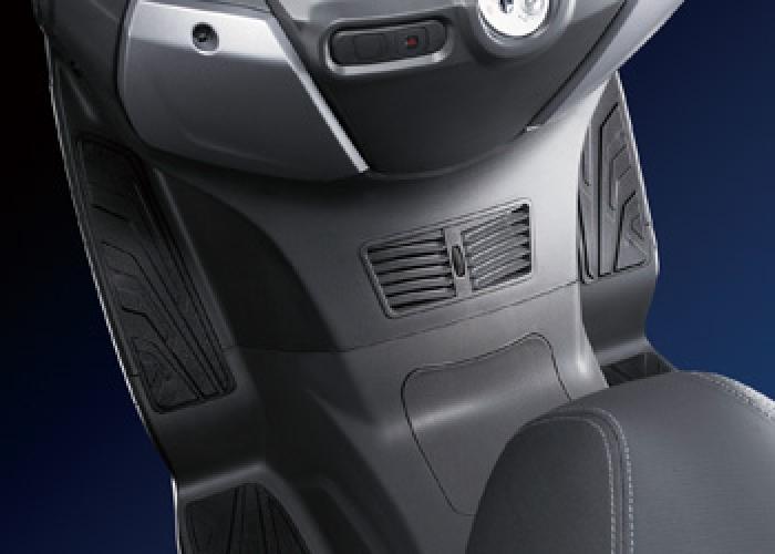 скутер SYM GTS 300 i