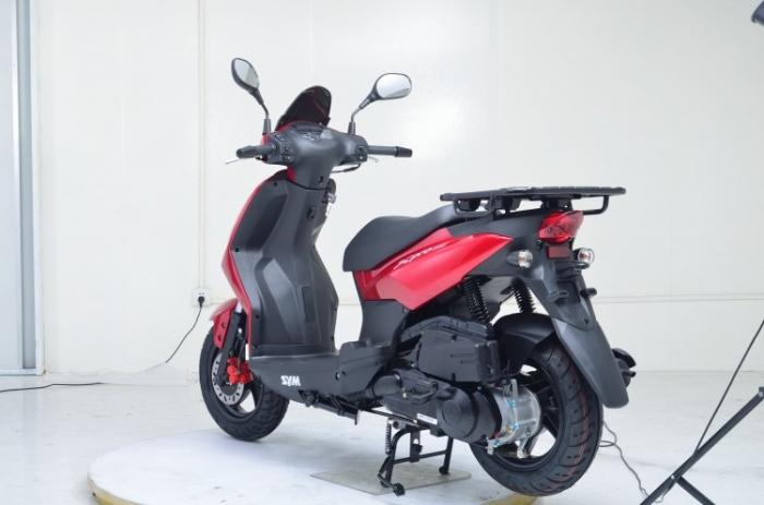 Sym X-PRO 125 (Тайвань)