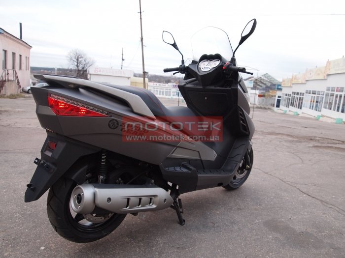 Speed Gear SilverBlade 250i (EFI)