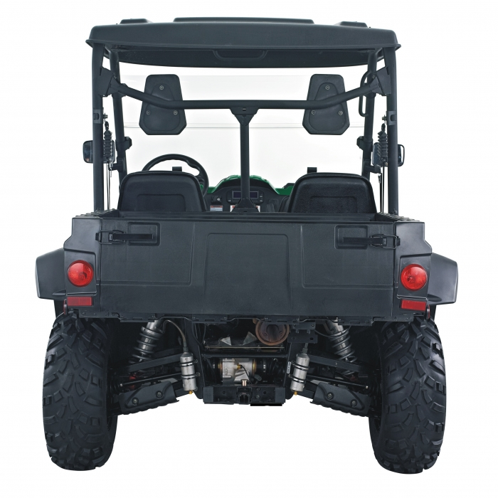 Speed Gear UTV 700 EFI (2014) advanced