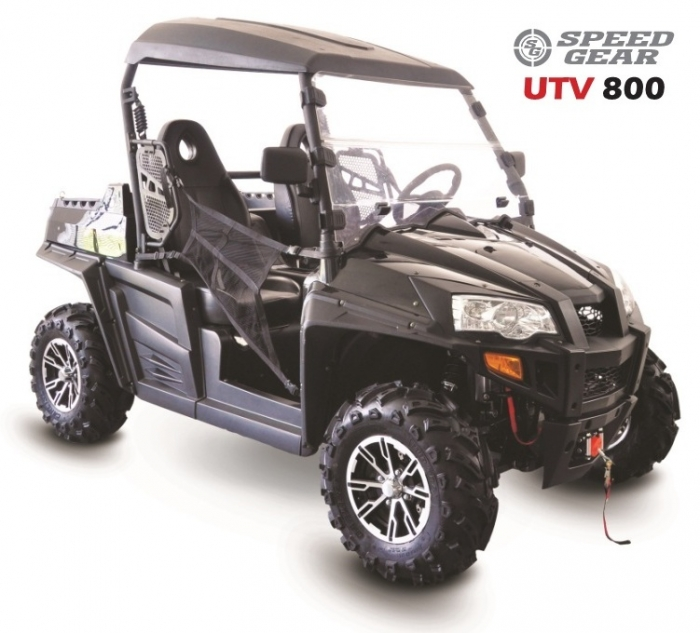 Speed Gear UTV 800 EFI (2014) advanced