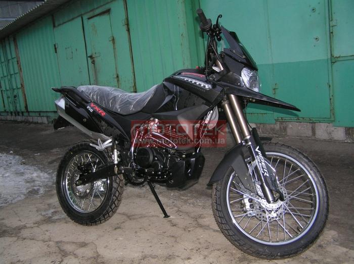 мотоцикл VIPER V250VXR