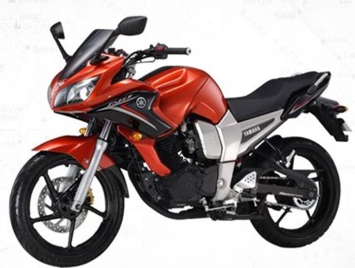 Yamaha Fazer 16 153cc (2013)