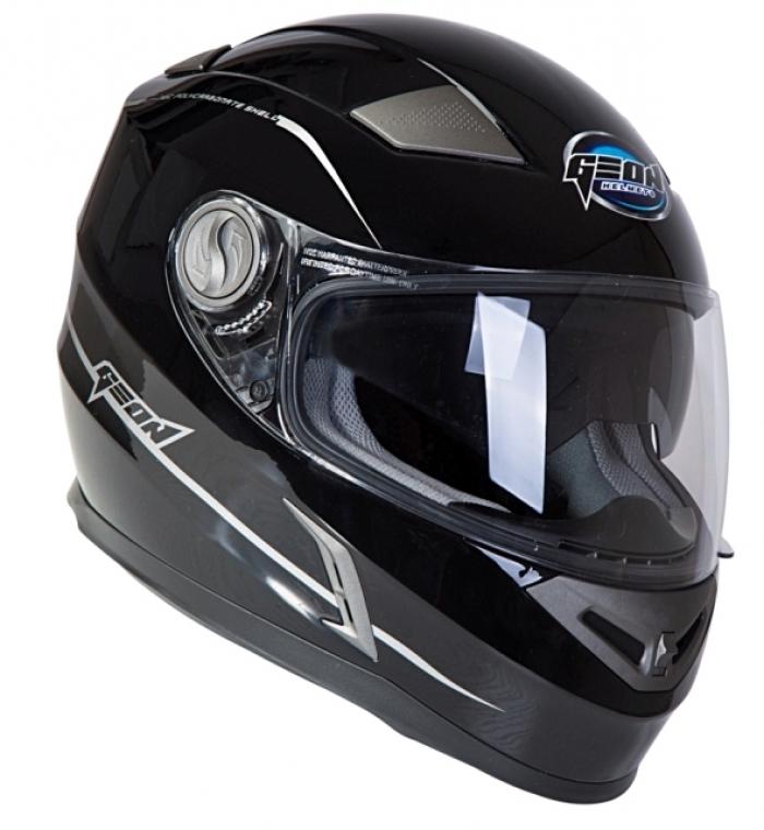 Шлем GEON 952 Интеграл черный