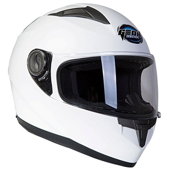 Шлем GEON 968 Интеграл белый