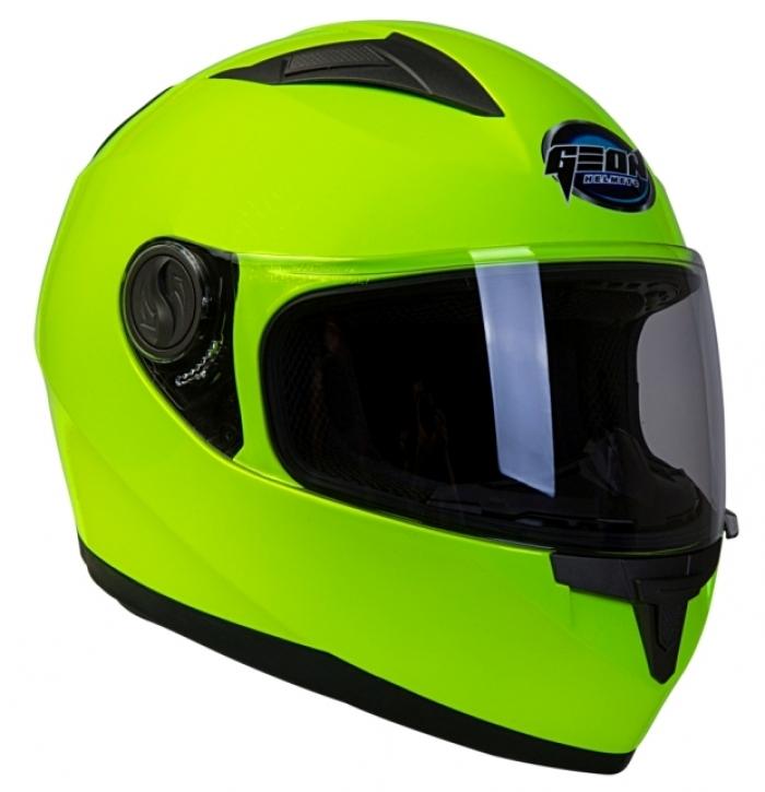 Шлем GEON 968 Интеграл зеленый