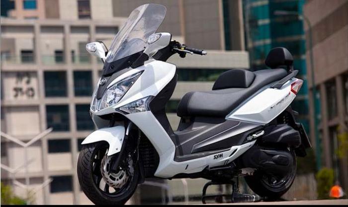 скутер SYM GTS 300 ABS