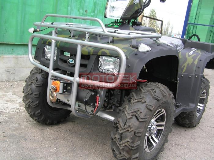 Квадроцикл Bashan BS250S-24 MAXКвадроцікл Bashan BS250S-24 MAX