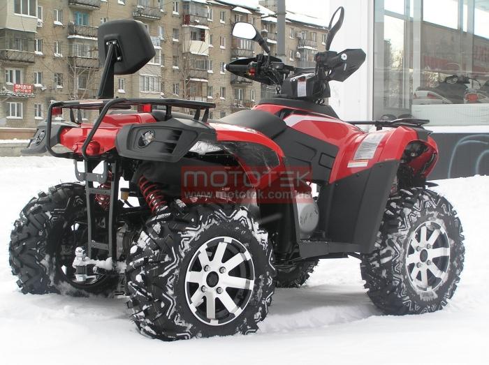 Квадроцикл Linhai-Yamaha-550