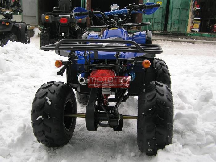 Квадроцикл Comman ATV 125сс Hamer Lux