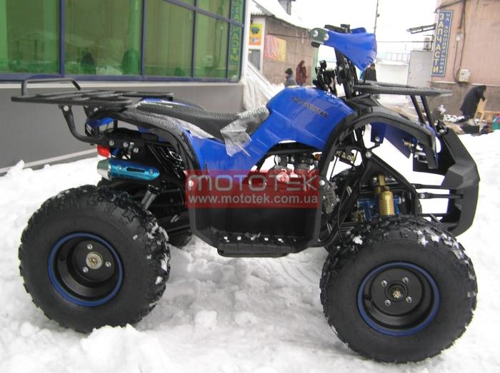 Квадроцикл Comman ATV 125сс Hamer