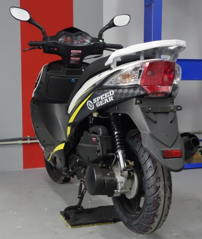 скутер speed gear matrix цена