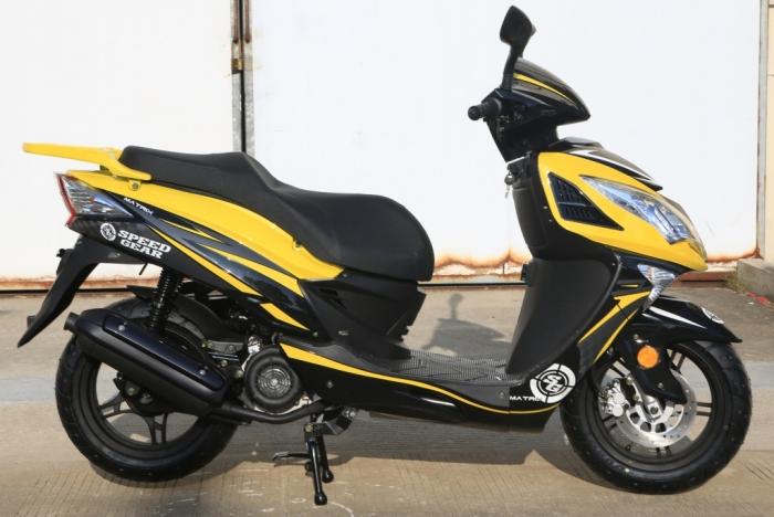 скутер спид гир 150