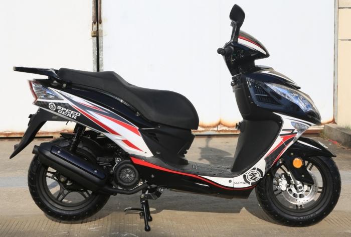 скутер спид гир 150 купить